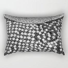 Mosaico A calçada portuguesa Rectangular Pillow