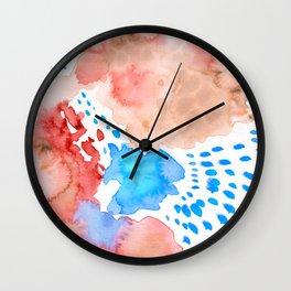 Heart Center Wall Clock