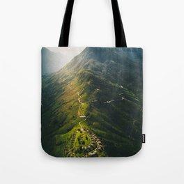 Northern Vietnam, Sapa Tote Bag