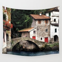 Ponte della Civera Wall Tapestry