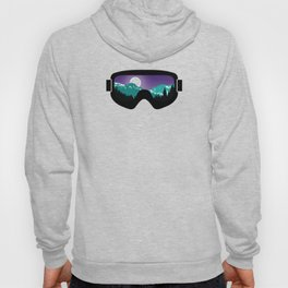 Moonrise Goggles | Goggle Designs | DopeyArt Hoody