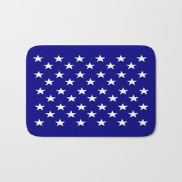 stars of america -usa,stars and strips,patriotic,spangled banner,patriot,united states,american flag Bath Mat