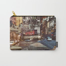 Big City Vintage Cars Carry-All Pouch