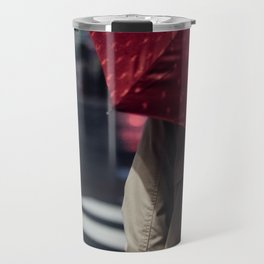 Umbrella - Enchanted by Saul Leiter.and then... Travel Mug