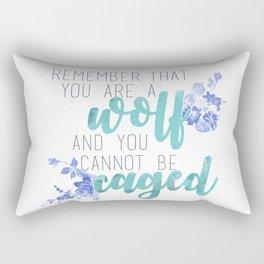 ACOTAR - Wolf Rectangular Pillow