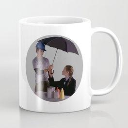 Rory, Jess & the Umbrella Coffee Mug