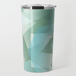Abstract 219 Travel Mug