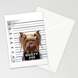 GUILTY! Stationery Cards
