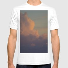 Rolling In Mens Fitted Tee MEDIUM White