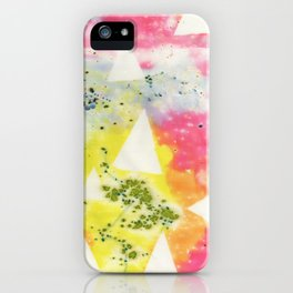 GLASTONBURY iPhone Case