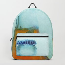 Bees and Polar Bears Backpack