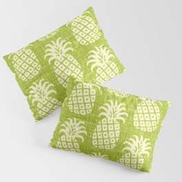 Retro Mid Century Modern Pineapple Pattern 551 Pillow Sham