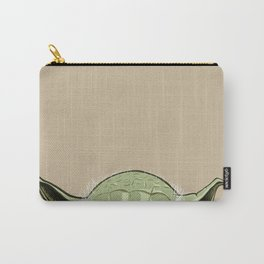 SHORTYoda [Bege] Carry-All Pouch