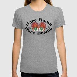 Hare Rama Hare Drama T-shirt