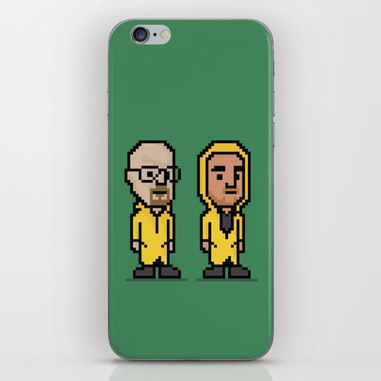 8-Bit: Breaking Bad iPhone & iPod Skin