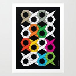 This is Lu Art Print