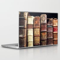 library Laptop & iPad Skins featuring Library by Mad Marys