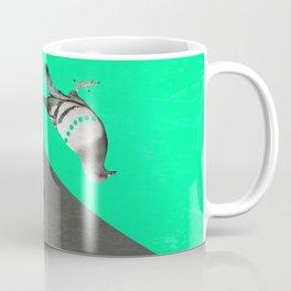 Pigeon's reflexion Coffee Mug