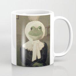 Madame Froggy Coffee Mug
