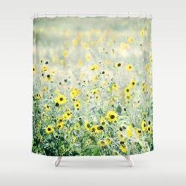 I Will Wait Shower Curtain