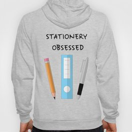 Stationery Obsessed Hoody