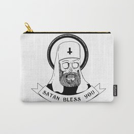 Satan bless you Carry-All Pouch