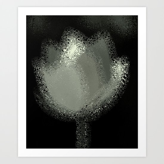 A Glimpse of Nature Art Print
