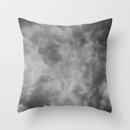 Midwest Storm II Throw Pillow