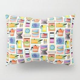 Colorful Cathrineholm Kitchen Geometric Print Pillow Sham