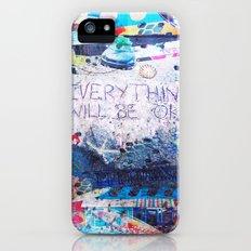 Tybee Island, GA iPhone (5, 5s) Slim Case