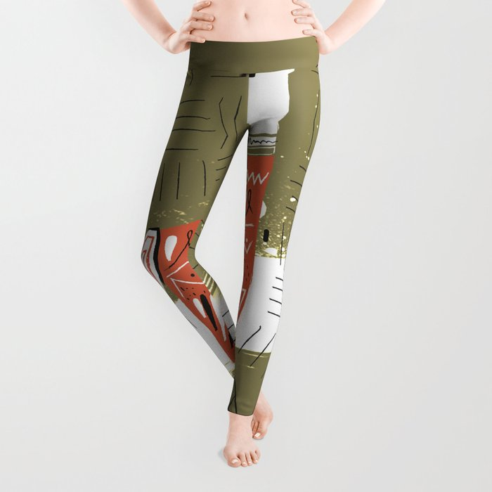 antilope Leggings