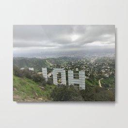 HO(ollywood) Metal Print