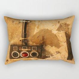 Heavy Industry - Switch Rectangular Pillow