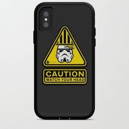 Empire Safety Program - Star Wars iPhone Case