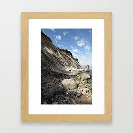 Kap Arkona Rügen Framed Art Print