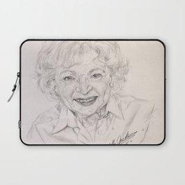 Betty White Laptop Sleeve