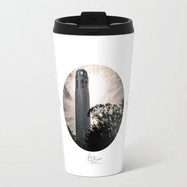 Coit Tower, SF Travel Mug