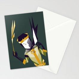 Kid Loki Stationery Cards