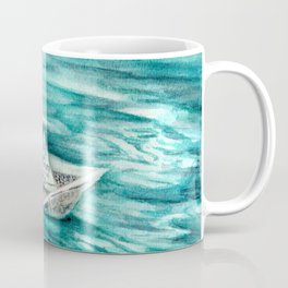 Life in an adventure that never ends Coffee Mug