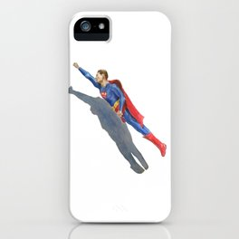 Up, up, and away! - Solo iPhone Case
