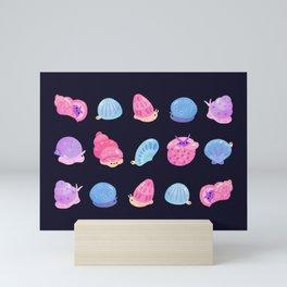 sea shell Mini Art Print