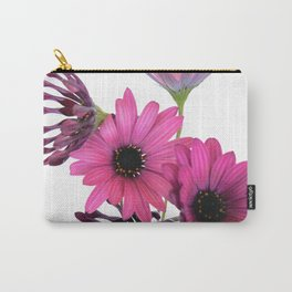 Daisies in a Vase Carry-All Pouch