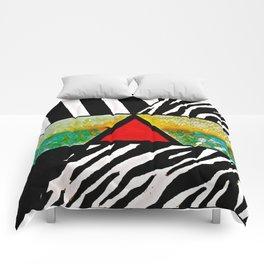 Bermuda Triangle Comforters