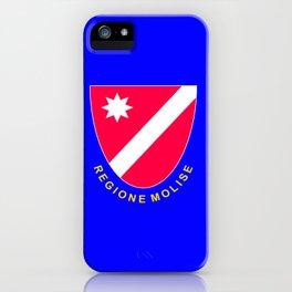 flag of Molise iPhone Case