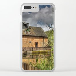 New Hall Mill Clear iPhone Case