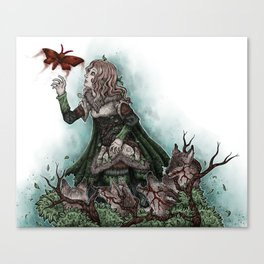 Traumafabel Canvas Print