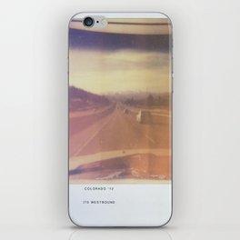 COLORADO 2012 iPhone Skin