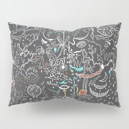 When We Were Small, And Fear Was Just a Memory. Pillow Sham