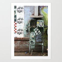 Art of Berlin Art Print