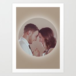 Fitzsimmons - The Event Horizon Art Print